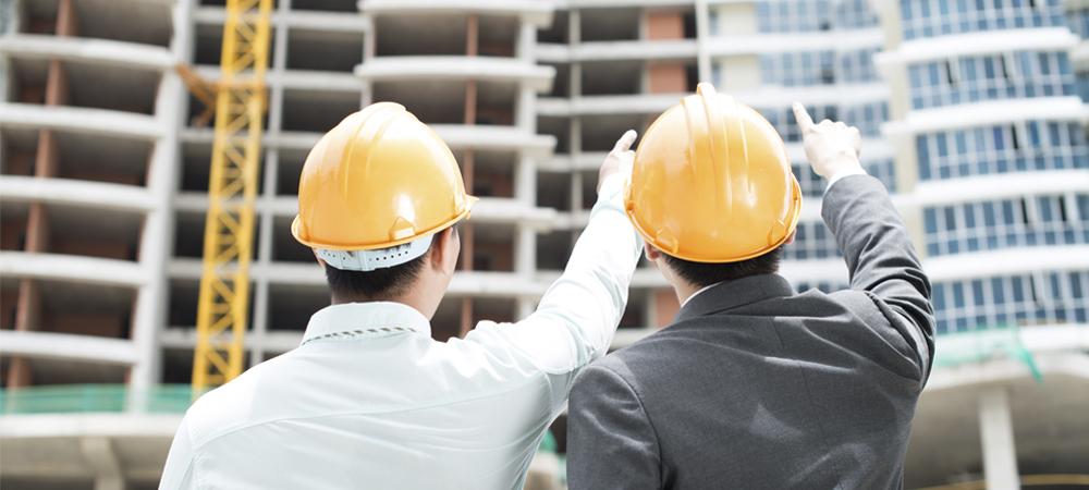 строительство капитального объекта